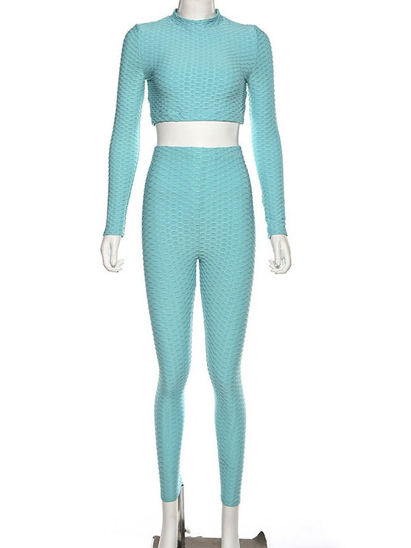 Tight-Fitting Sports Breathable Suits ACTIVE WEAR - Zebrant