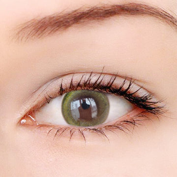 Herb Green Contact Lenses - Zebrant