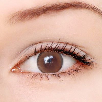 Lollipop Brown 2 Contact Lenses