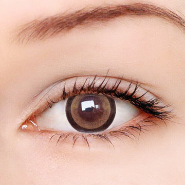 Lollipop Brown Contact Lenses