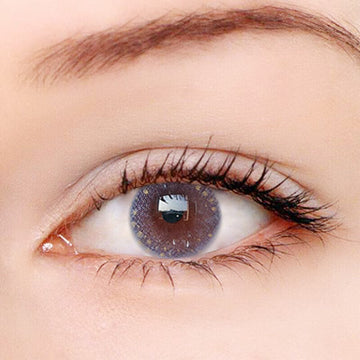 Night pearl Blue Gray Contact Lenses - Zebrant