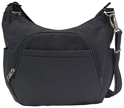 Anti-Theft Cross-Body Bucket Bag - Zebrant