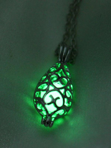 Hollow Luminous Pendant Accessories - Zebrant