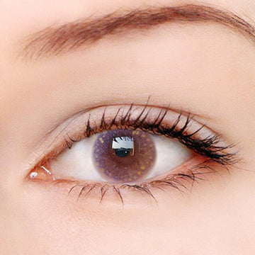 Night Pearl Pink Purple Contact Lenses