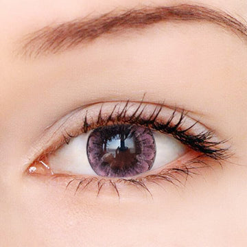 Daisy Pink Contact Lenses - Zebrant