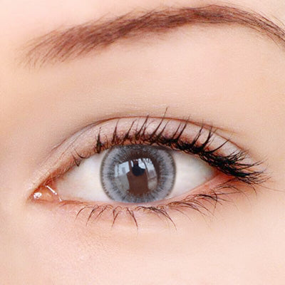 Summer Fluorescence Gray Contact Lenses