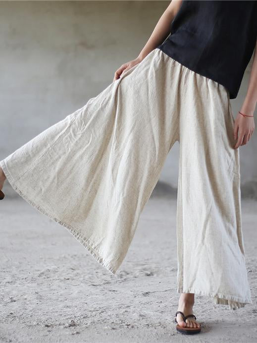 Super Loose Comfortable Wide-legged pants