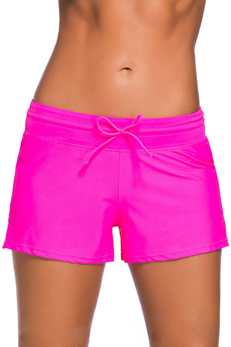 Sexy Solid Color Boxer Shorts - Zebrant