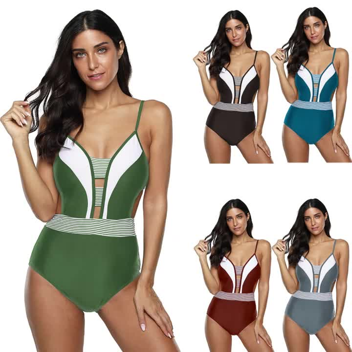 Amazon bestseller monokini apparel stock monokini swimsuit zaful swimwear - Zebrant