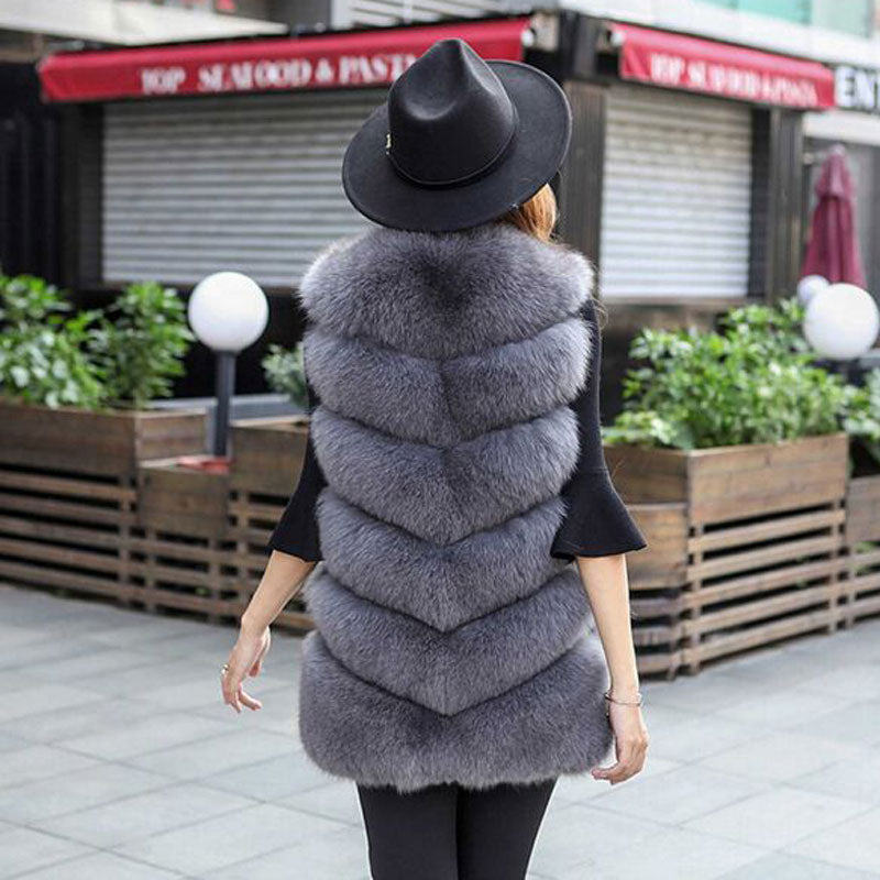 Winter Warm Vest New Arrival Fashion Women Coat