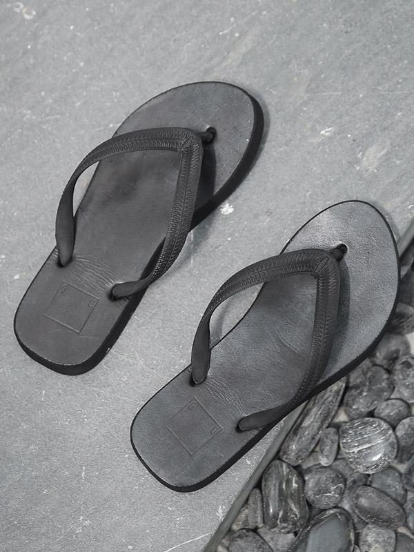 Nice Simple Flip-flops Slipper - Zebrant