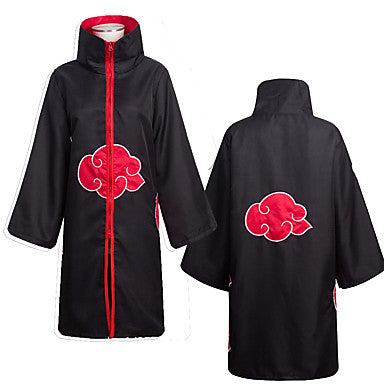 Inspired by Naruto Akatsuki Anime Cosplay Costumes