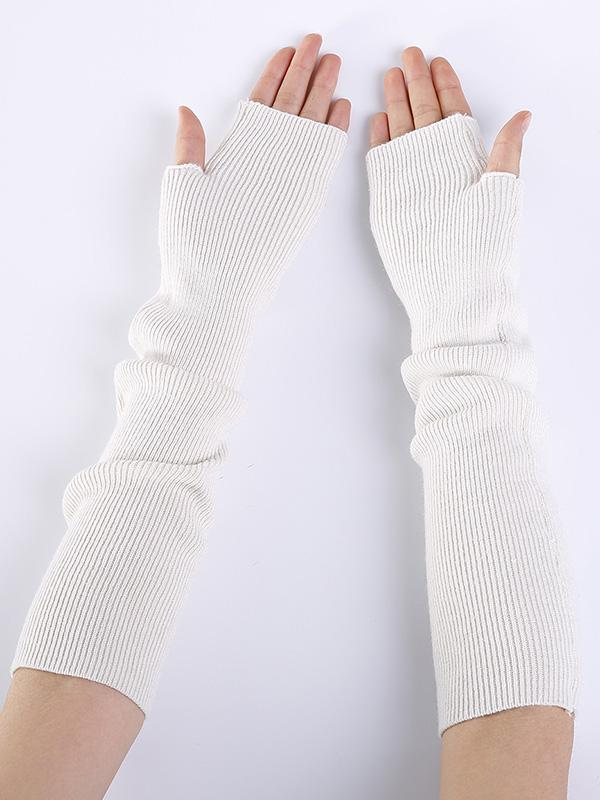 Knitted 7 Colors Sleevelet Accessories - Zebrant