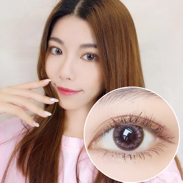 Copy of Beauty Brown Contact Lenses - Zebrant
