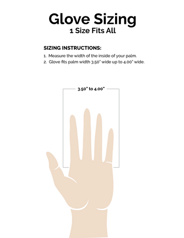 glove size click for pdf