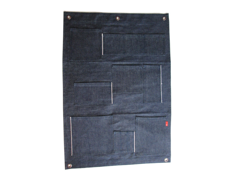 Denim Wall Pocket