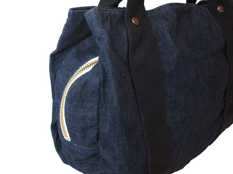 Denim DJ Bag