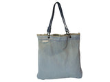 Cut Off Denim Bag