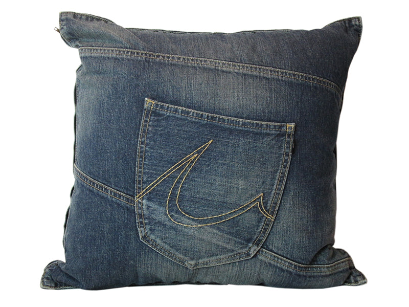 Jeans Cushion Cover