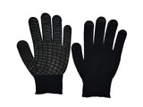 Q-Chan form fitting glove with palm grip