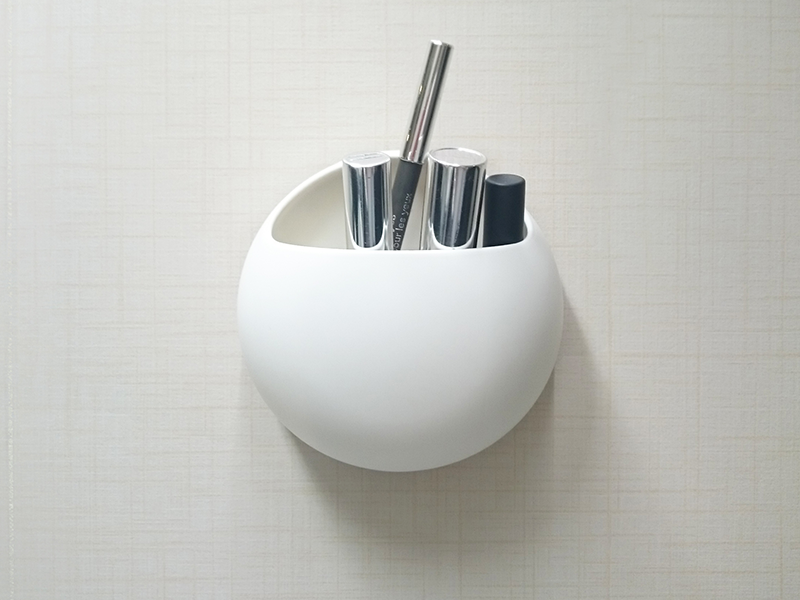 Suction Toothbrush Holder