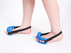 GENKI-KUN Toe Stretcher with A Band