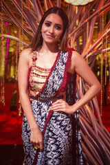 ASHA NEGI IN THE IKAT STORY