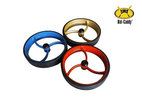 Bat Caddy X8R Lithium Remote Control Golf Caddy Yellow Red Blue Color Wheels