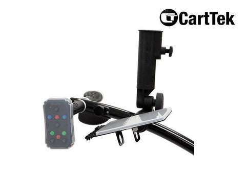 Image of CartTek 2019 GRi-1500Li Lithium Remote Control Golf Caddy