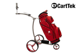 Electric Motorized Robotic Golf Caddies Trolleys Push Carts for Sale