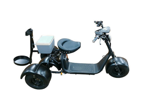 Yellow Sporting Goods Smooth Rider 3-Wheel Scooter Kick Scooters