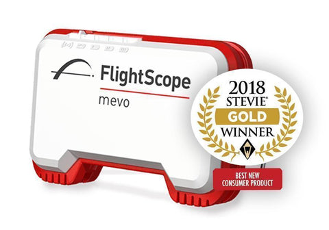 Image of FlightScope Mevo Personal Portable Golf Launch Monitor