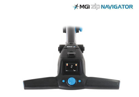 MGI Zip Navigator Lithium Electric Golf Caddy Handle