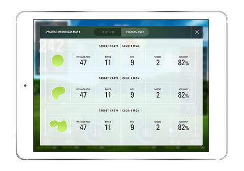 SkyTrak Launch Monitor and Golf Simulator