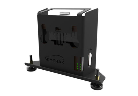 Image of SkyTrak Launch Monitor and Golf Simulator Protective Metal Case