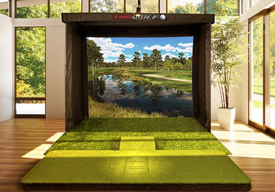 TruGolf Vista 10 Golf Simulator w/ E6 Connect