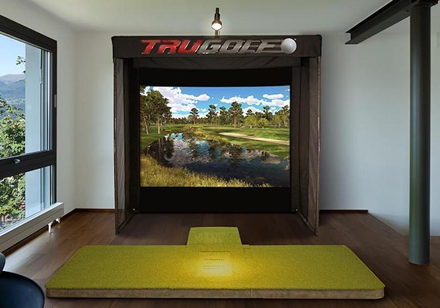 TruGolf Vista 8 Golf Simulator w/ E6 Connect