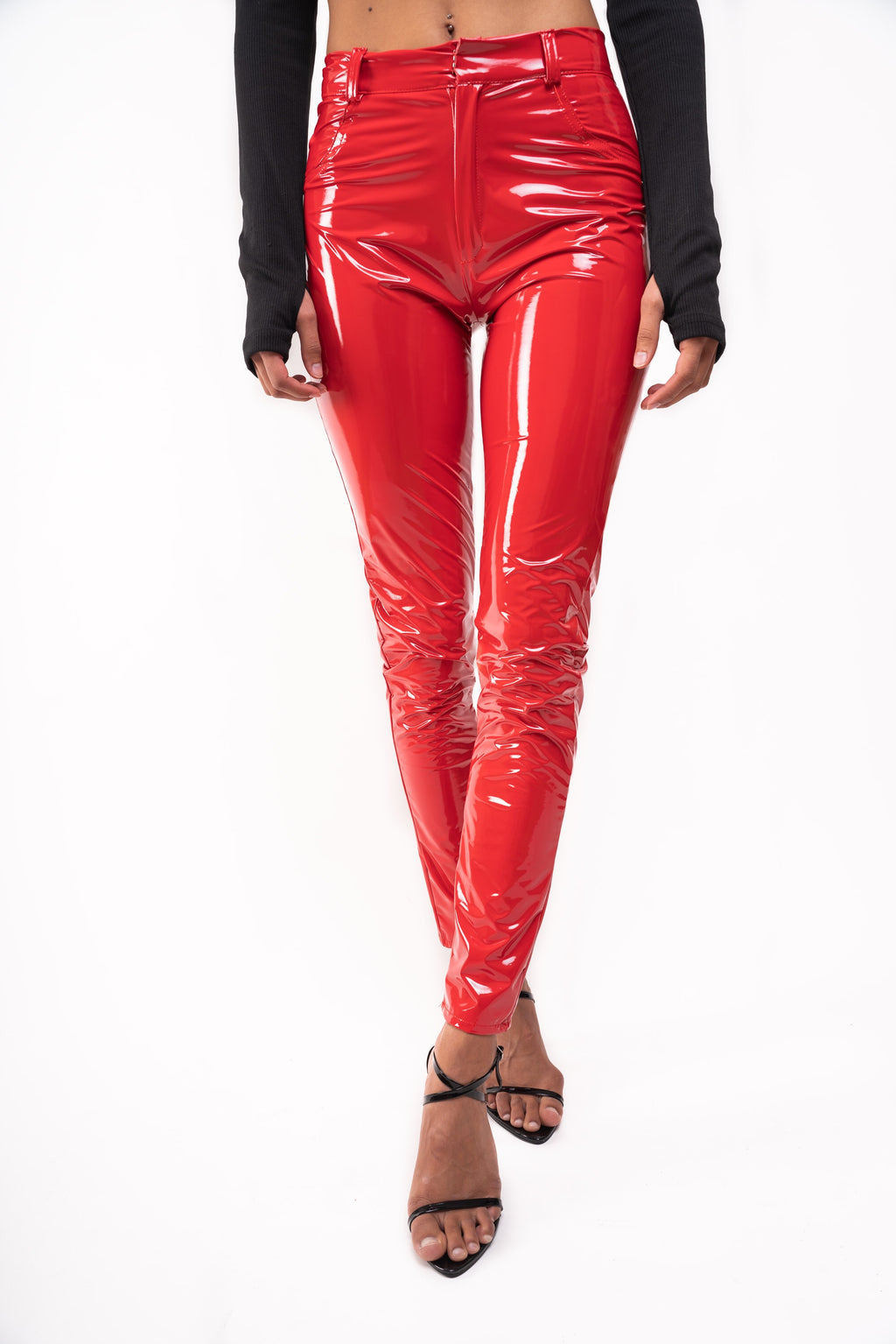 Cayenne Latex Pants