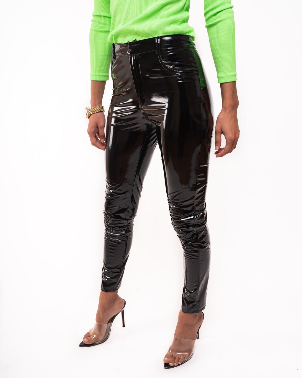 Blackout Latex Pants