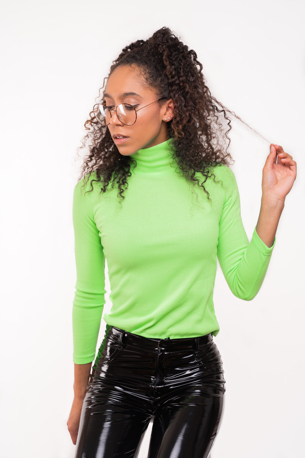 The Slime Turtleneck
