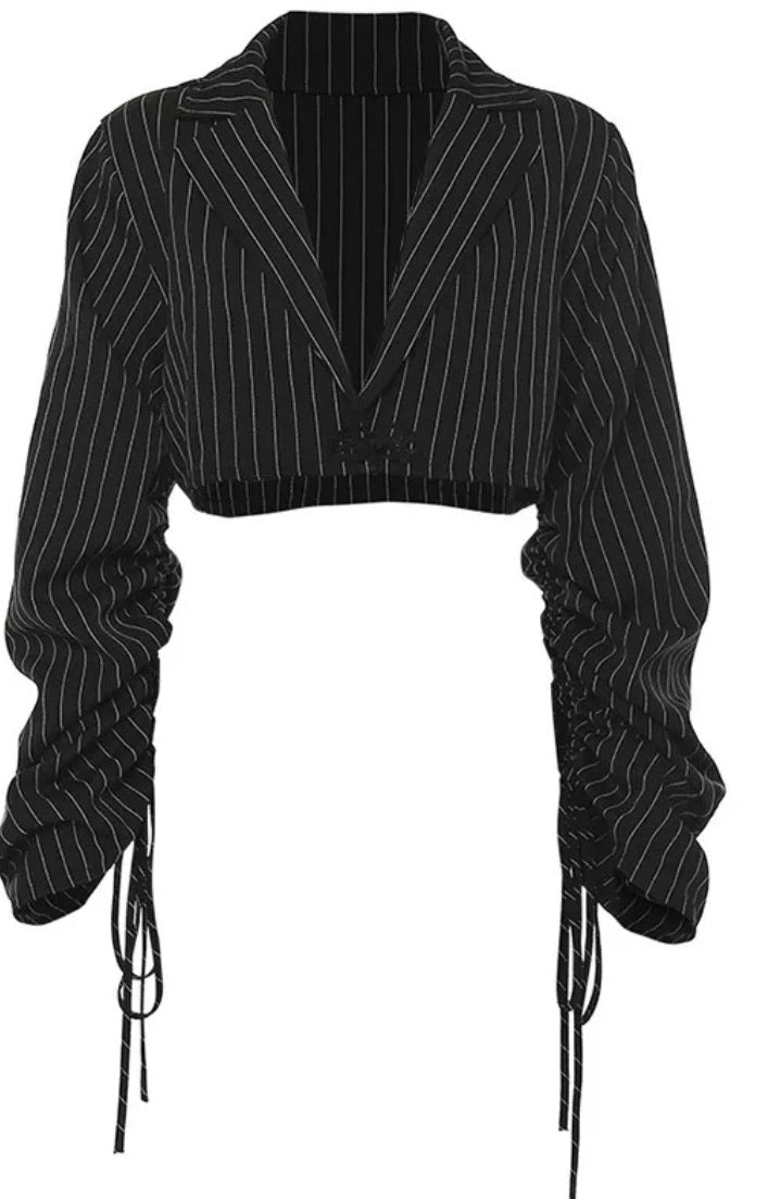 London Drape Blazer