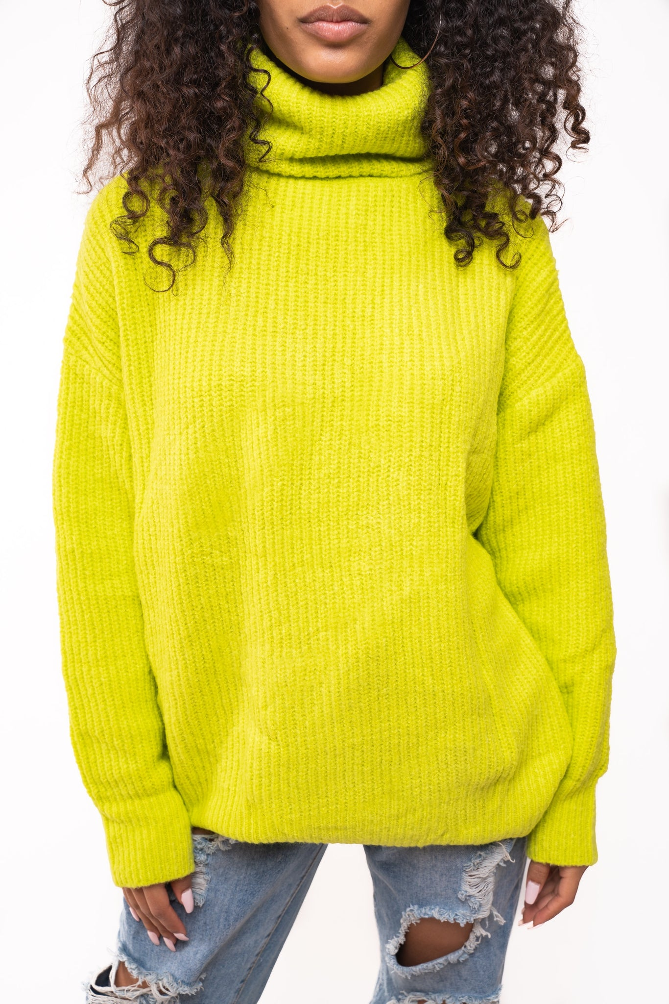 The Highlighter Knit