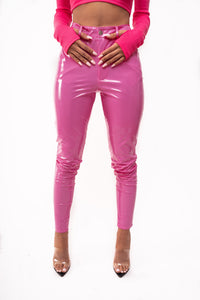 Starburst Latex Pants