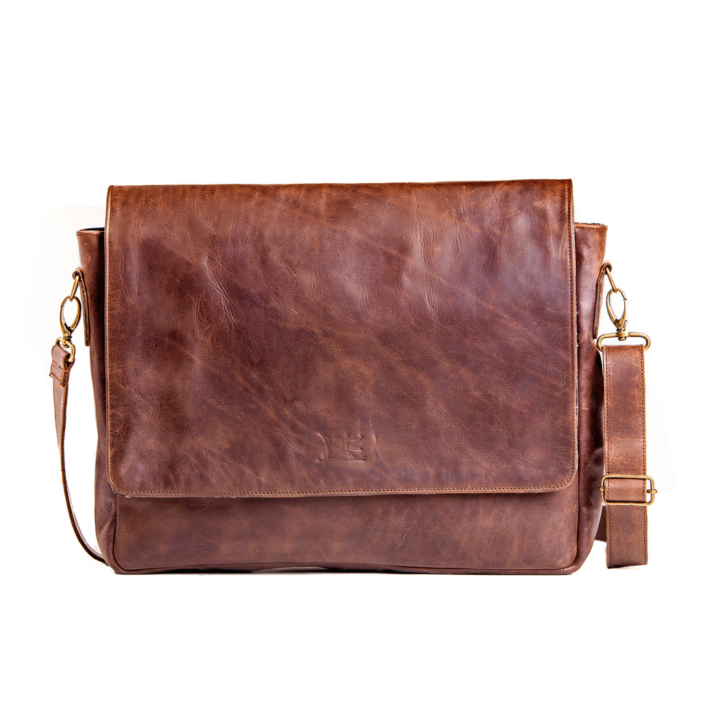 Laptop Bag (Diesel Brown)