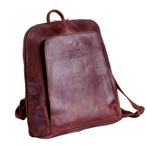 Diesel-Brown Wisdom Bag