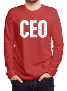 CEO Full Sleeves T-shirt