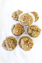 Load image into Gallery viewer, Green Tea Pistachio Muffins