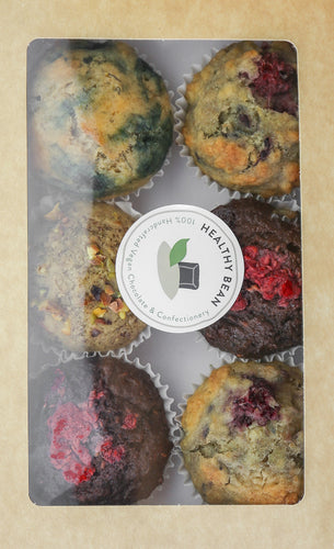 Assorted Sugar Free (Monk Fruit) Muffins