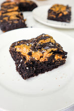 Load image into Gallery viewer, Salted Peanut Butter Brownies
