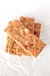 Seeds and Nuts Protein Bar
